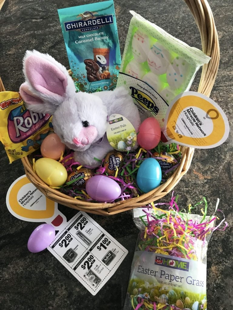 Rite Aid Locations Across The Country Are Ready To Help Easter Bunny Deliver Cheer And Smiles Over Weekend From Baskets Candy